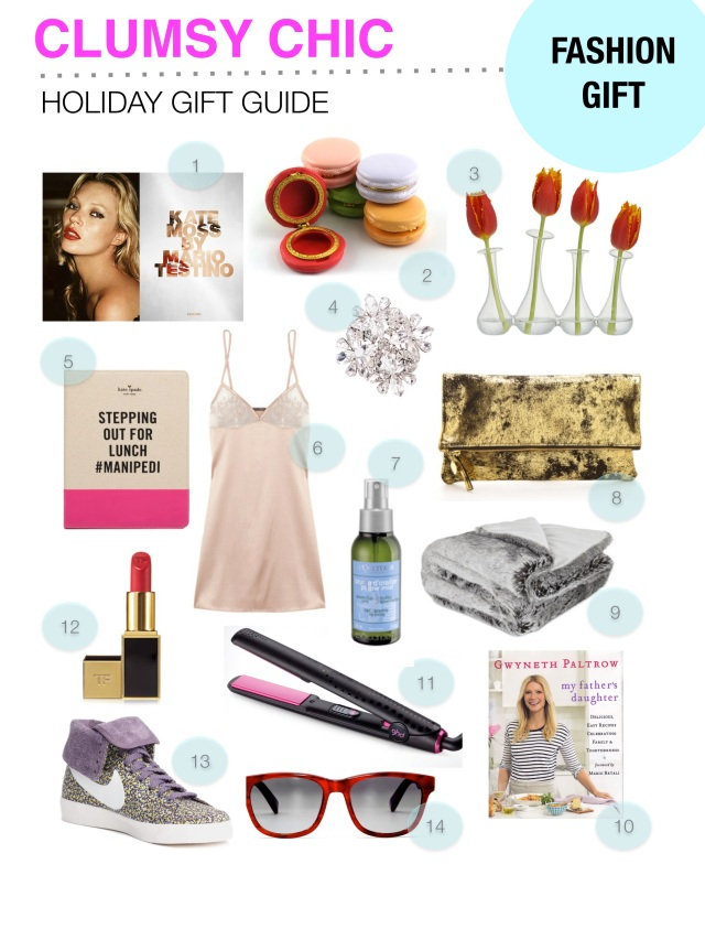 Christmas Gift Guide_Fashion Gift